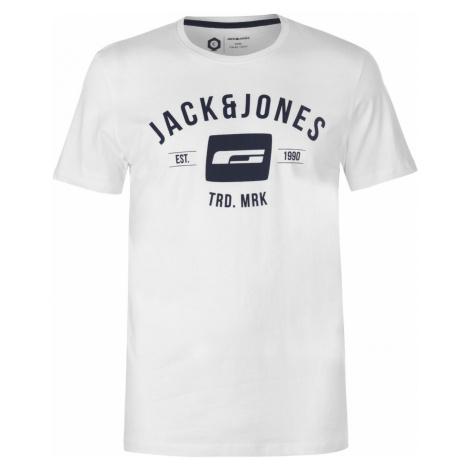 Jack and Jones Core Corporate T Shirt Jack & Jones