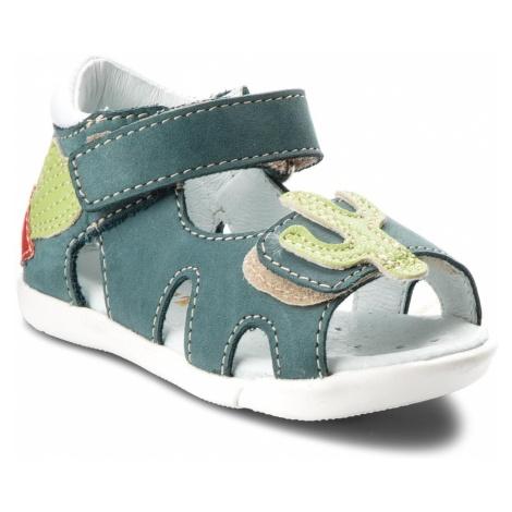 Sandały MIDO - 157 Zielony
