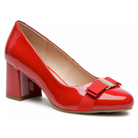 Półbuty CLARA BARSON - WYL2501-2 Red