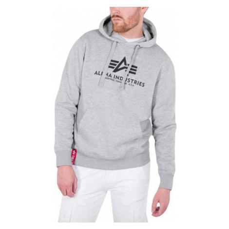 Bluza męska Alpha Industries Basic Hoodie 178312 17