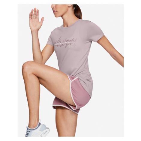 Under Armour Tech™ Koszulka Różowy