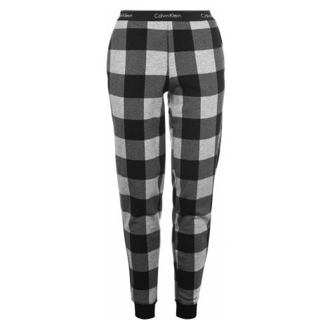 Calvin Klein Check Jogging Pants