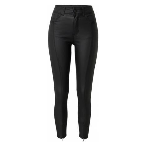 PIECES Spodnie 'Roxy' czarny