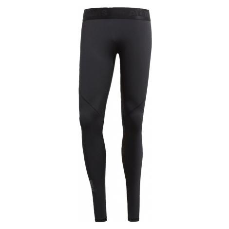 ADIDAS PERFORMANCE Spodnie sportowe 'Alphaskin' czarny