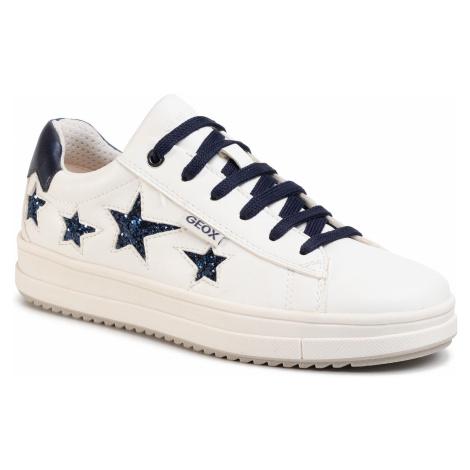 Sneakersy GEOX - J Rebecca G. B J02BDB 000BC C0899 M White/Navy