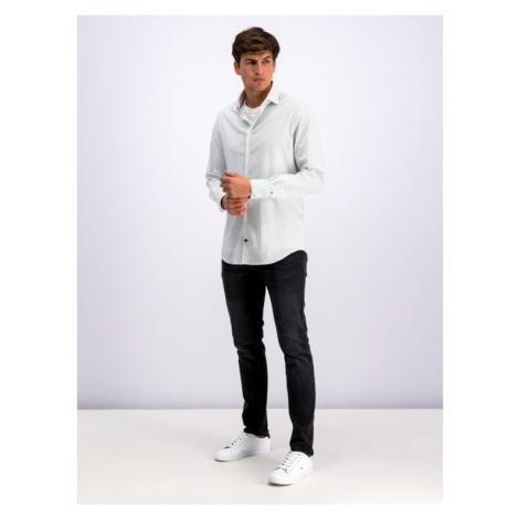 Tommy Hilfiger Tailored Koszula TT0TT05561 Biały Slim Fit