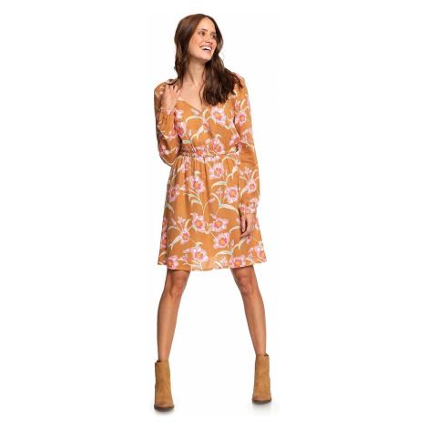 sukienka Roxy Heatin Up - CMW6/Chipmunk Surfin Love
