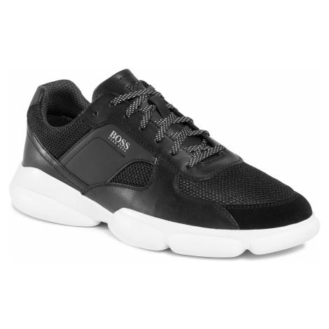 Sneakersy BOSS - Rapid 50422403 10214593 01 Black 005 Hugo Boss