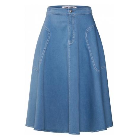 DRYKORN Spódnica 'IRENA' niebieski