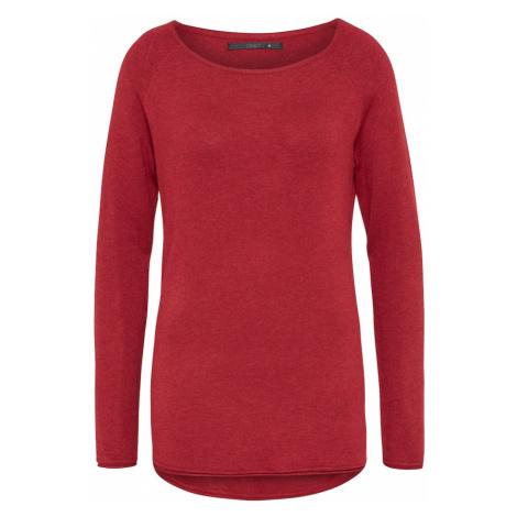 ONLY Sweter 'ONLMila' czerwony