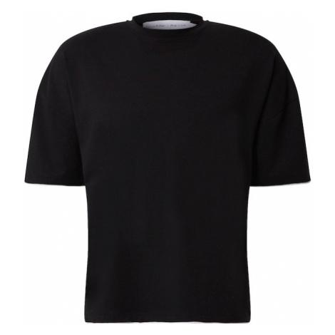 NU-IN Koszulka 'Oversized' czarny