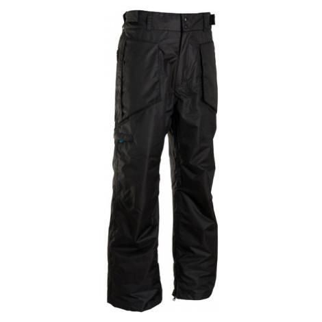 Męskie Spodnie Narciarskie | Czarne Powder Mens´ Pants Black Woox