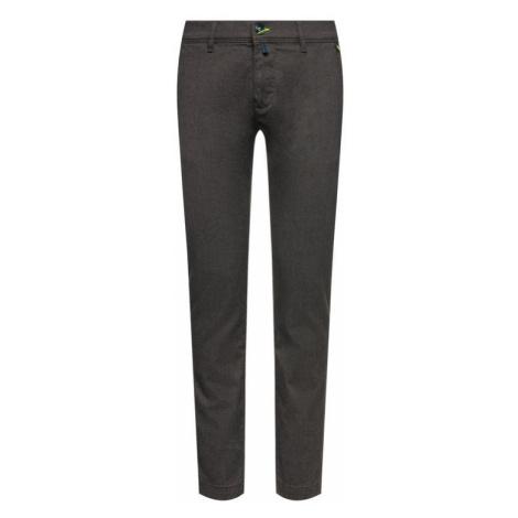 Pierre Cardin Spodnie materiałowe 30035 Szary Antibes Fit
