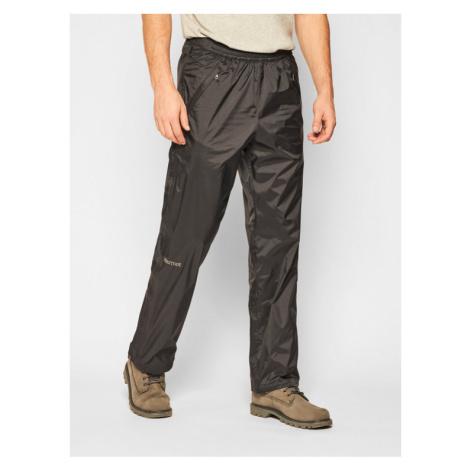 Marmot Spodnie outdoor 41530 Czarny Regular Fit