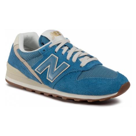 New Balance Sneakersy WL996VHC Niebieski