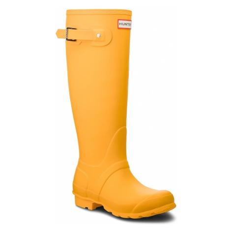 Kalosze HUNTER - Org Tall WFT1000RMA Yellow