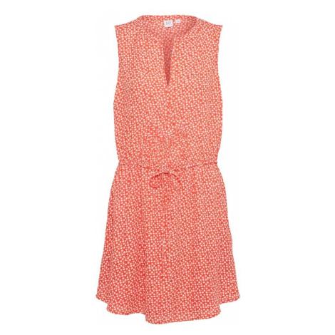 GAP Sukienka czerwony / biały