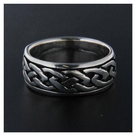 Pierścionek srebrny 13959