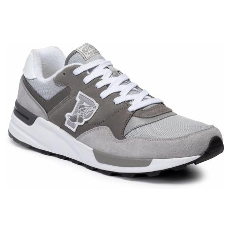 Sneakersy POLO RALPH LAUREN - Trackstr 100 809755008002 Grey/Museum Grey