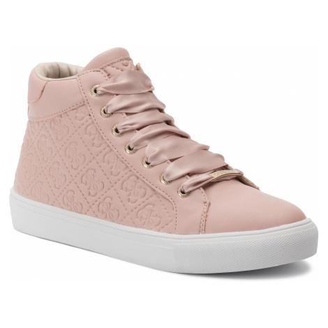 Sneakersy GUESS - FJ7MSH FAL12 PNK
