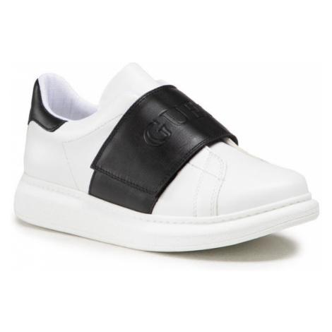 Guess Sneakersy New Idol II FJ5NDD ELE12 Biały