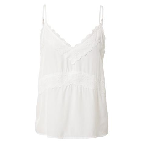 VILA Top 'Estela' biały