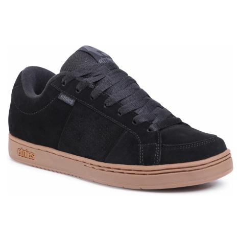 Sneakersy ETNIES - Kingpin 4101000091 Black/Dark Grey/Gum 566