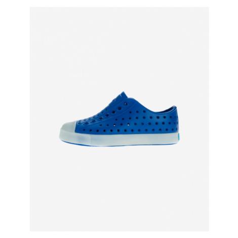 Native Shoes Jefferson Glow Slip On Buty dziecięca Niebieski