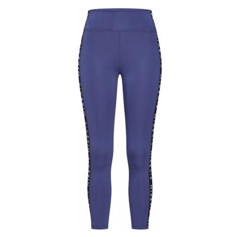 Nike Sportswear Legginsy 'AIR' bakłażan