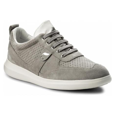 Sneakersy GEOX - D Gomesia C D828GC 00022 C1010 Lt Grey