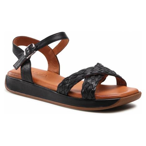 Sandały ANN MEX - 0007 Czarny