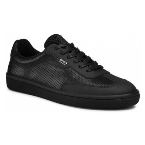 Boss Sneakersy Ribeira 50452018 10230431 01 Czarny Hugo Boss