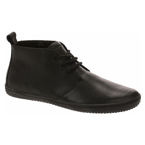 buty Vivobarefoot Gobi II L - Leather Black/Hide