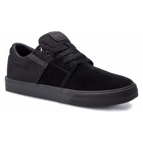 Sneakersy SUPRA - Stacks Vulc II 08193-001-M Black/Black/Black