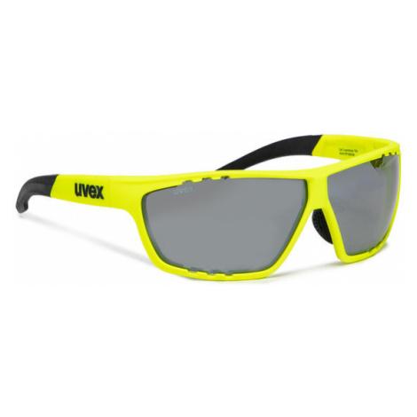 Uvex Okulary przeciwsłoneczne Sportstyle 706 S5320066616 Żółty