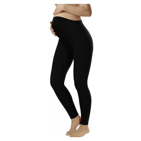Damska bielizna ciążowa Leggins long black Italian Fashion