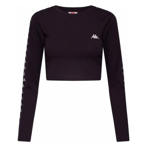 KAPPA Koszulka 'Fuchsiana' czarny