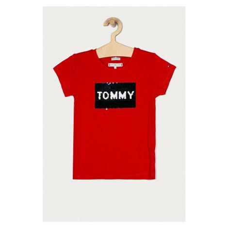 Tommy Hilfiger - T-shirt dziecięcy 110-176 cm