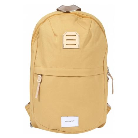 SANDQVIST Plecak 'Glenn' żółty