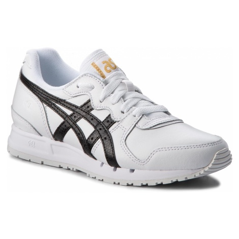 Sneakersy ASICS - TIGER Gel-Movimentum 1192A002 White/Black 100