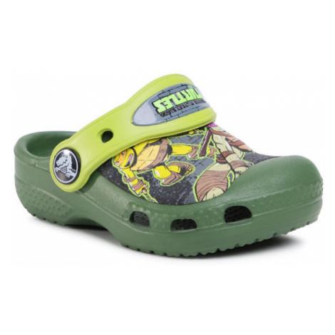 Crocs Klapki Cc Tmnt Clog 15607 Zielony