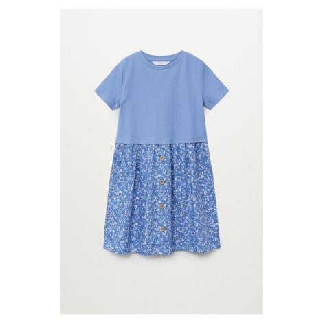 Mango Kids - Sukienka dziecięca BERTA8