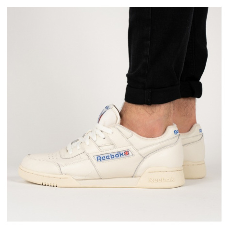 Buty męskie sneakersy Reebok Workout Plus 1987 TV DV6435