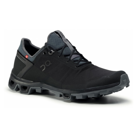 Buty ON - Cloudventure Peak 3499613 Black/Rock