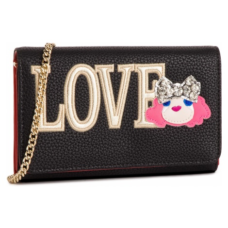 Torebka LOVE MOSCHINO - JC5652PP07KH0000 Nero