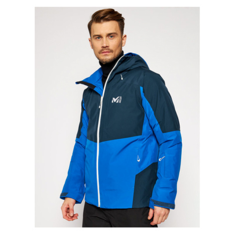Millet Kurtka narciarska Niseko MIV8759 Niebieski Regular Fit