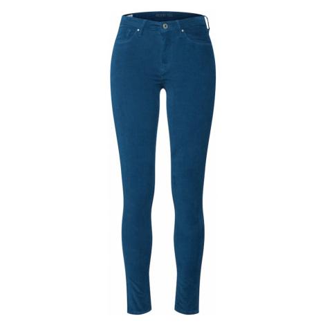 Pepe Jeans Spodnie niebieski