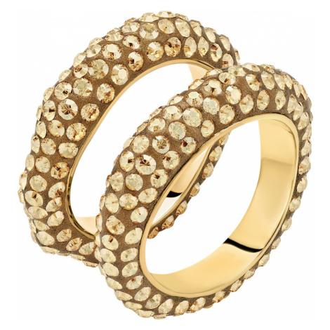 Brązowe damskie pierścionki