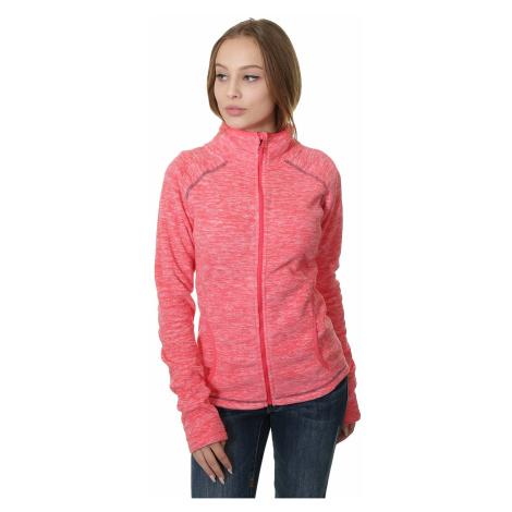 bluza Roxy Harmony Zip - MLR0/Paradise Pink