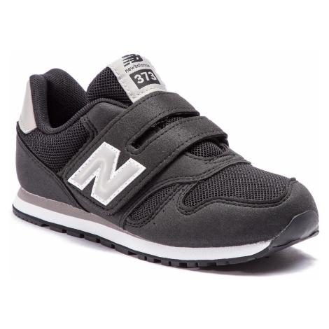 Sneakersy NEW BALANCE - YV373BG Czarny